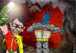 Selfie is Stupid: Batman & Robin