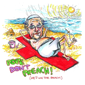 2500-CCcg pope don't beach!